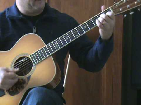 Part Of The Plan/Dan Fogelberg (tutorial) - cover by Tonedr