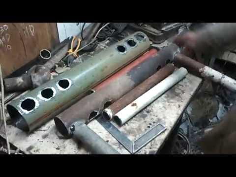 5) Газогенератор на дровах своими руками #5
