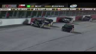 2014 VFW Sports Clips Help a Hero 200 at Darlington Raceway - NASCAR Nationwide Series [HD]