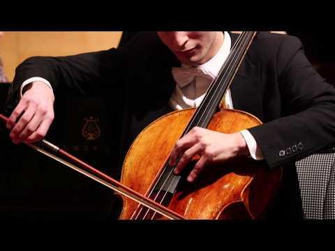 P. I. Tchaikovsky: Pezzo Capriccioso, Christoph Croisé, Cello, Oxana Shevchenko, Piano