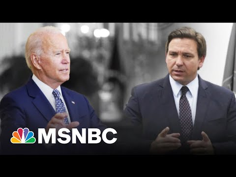 Steele On DeSantis And Covid: He's Not A Leader, He's A Sycophant