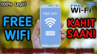 FREE WIFI KAHIT SAAN! AYOS TO! (PHILIPPINES) screenshot 3