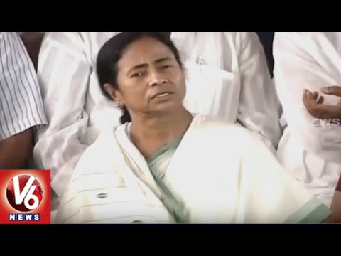 Mamata Banerjee Fires On Center Over Army In West Bengal | V6 News