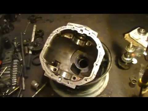 2004 Differential Mountaineer/Explorer bearing replacement 3