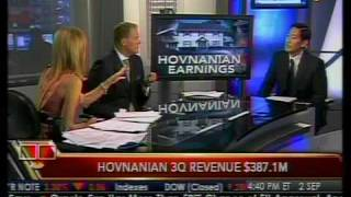 Earnings Watch - Hovnanian Enterprises - Bloomberg