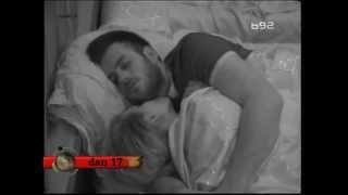 Veliki Brat 2013 - Dan 17 - Ava I Zeljko U Krevetu