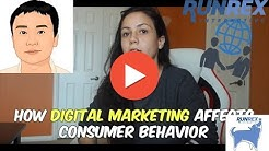 How Digital Marketing Affects Consumer Behavior