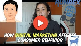 How Digital Marketing Affects Consumer Behavior