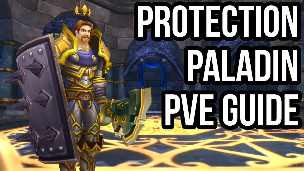Protection Warrior Tanking Guide (Battle for Azeroth 8.1.5 ...