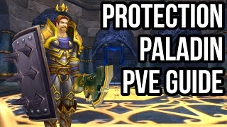 Quick Protection Paladin PvE Guide (2.4.3) [WoW TBC]