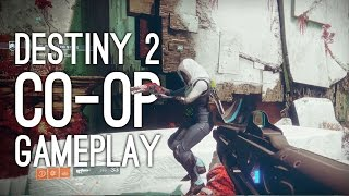 Destiny 2 Co-op Gameplay: Let's Play Destiny 2! NEVER TRUST YOUR GUT (Strike Gameplay) - Ep. 2/2