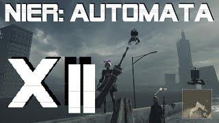 ?NieR:Automata? [2B] - !Douze! - A la recherche de 9S/La Cité Dupliquée  [Mode Diff/Normal]