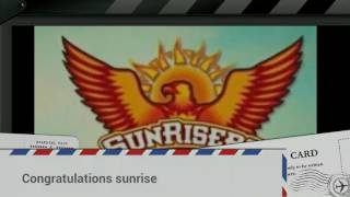 Vevo IPL 2016 winners