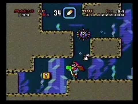 Super Mario World Snes Walkthrough Part 24 Forest Of Illusion 2