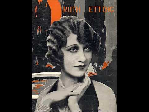 ruth etting america s sweetheart of song