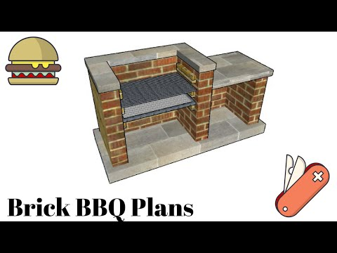 Image Result For Building A Brick Bbq Pit Smoker