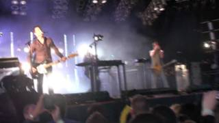 Nine Inch Nails - I Do Not Want This (HD) - Toronto 2009