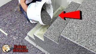 TANGAN AJAIB..!! Skill Dewa Tukang Bangunan ini Bikin Pemilik Rumah Kaget! Kreatif Banget!