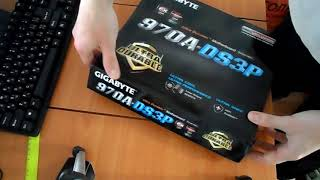 Gigabyte 970A-DS3P - Материнская плата без завышенной цены.