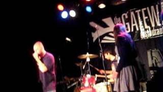 Sage Francis - Crack Pipes / The Cure (live at The Gate)