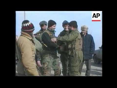 Chechnya - Russian Shells Kill 18 In Chechnenaul