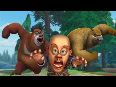 Медведи-соседи 🐻 | 2 сезон 25 серия | У Брамбла болят зубы | Мультики детям