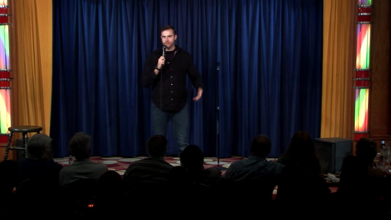 Matt McClowry - Comedy & Magic Club