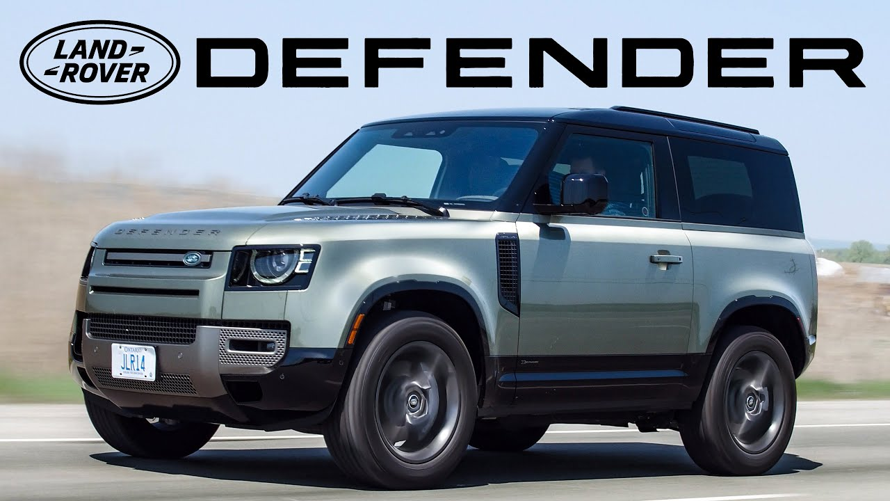 AWESOME! 2021 Land Rover Defender 90 Review