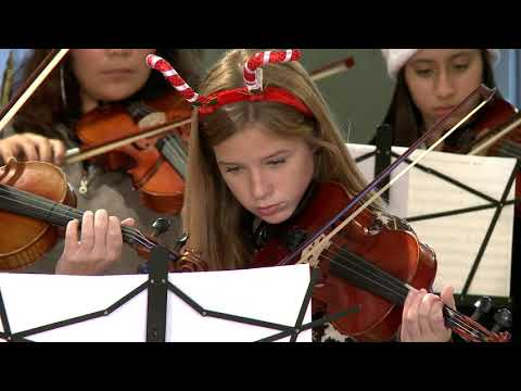 Waco High Orchestra - The Hallelujah Chorus