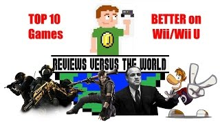 Top 10 Third-Party Games Better on Wii/Wii U