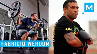 Fabricio Werdum Strength Training & Conditioning | Muscle Madness