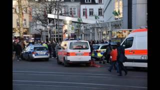 Three injured in Heidelberg car attack...