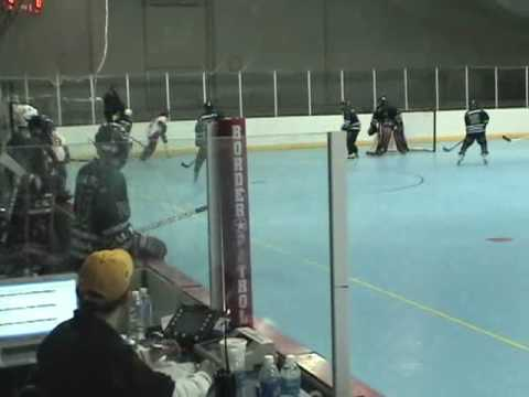 UMSL Inline Hockey - Cory Purk highlight reel