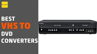 🌵7 Best VHS To DVD Converters 2020