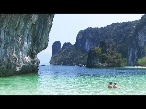 Tropical Island Tour Krabi Thailand