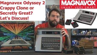 Second VideoGame Generation Recap - Magnavox Odyssey 2 - Adam Koralik