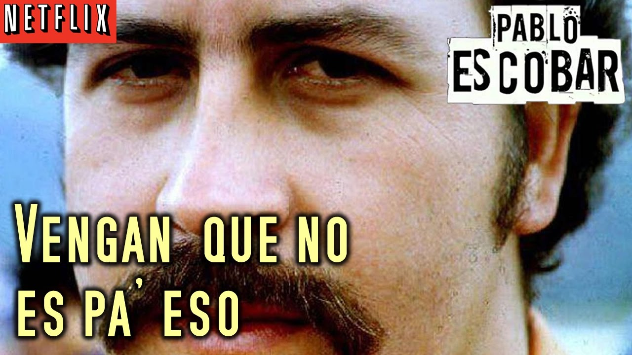 Préférence Pablo Escobar and his 15 best phrases (He was a Philosopher of  MS41