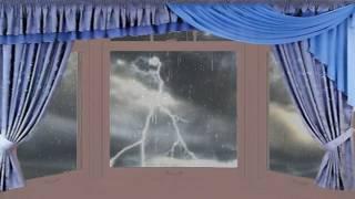 #Урок 37  Гроза  Молния  Вспышки