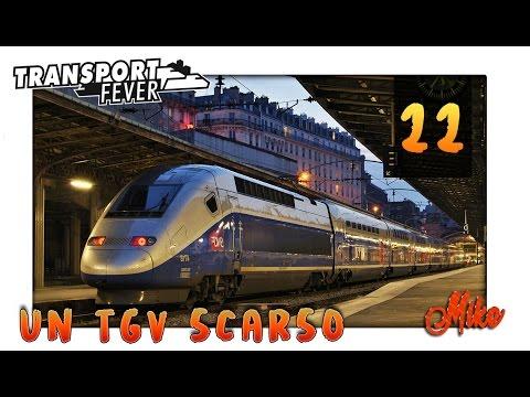 LA SFIDA DEI 300KM ORARI | Transport Fever Gameplay Ita #22