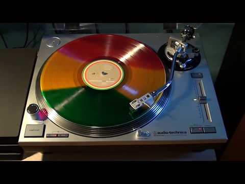 Bob Marley - Is this love (Color Vinyl)