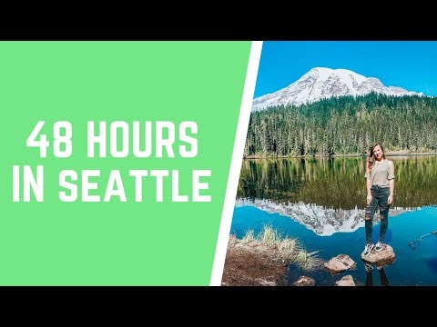 EMIRATES CABIN CREW | Travel With Me To Seattle