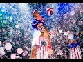 Gazillion Bubble Show meets the Harlem Globetrotters