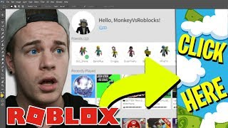 MAKING MY OWN AD IN ROBLOX!! *Looking At Roblox Ads*