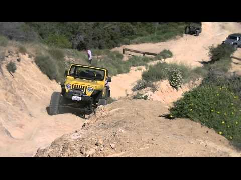 Jeep Roll Steep Incline (Almost Roll) Nice Save