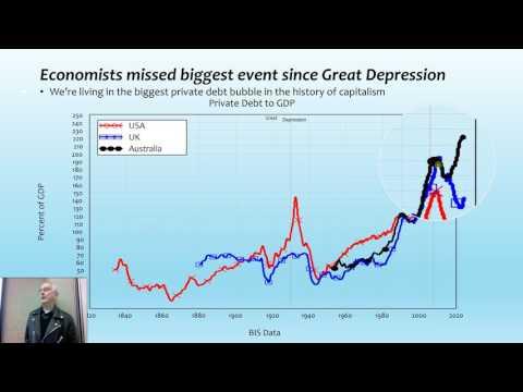 Can Australia avoid a financial crisis?