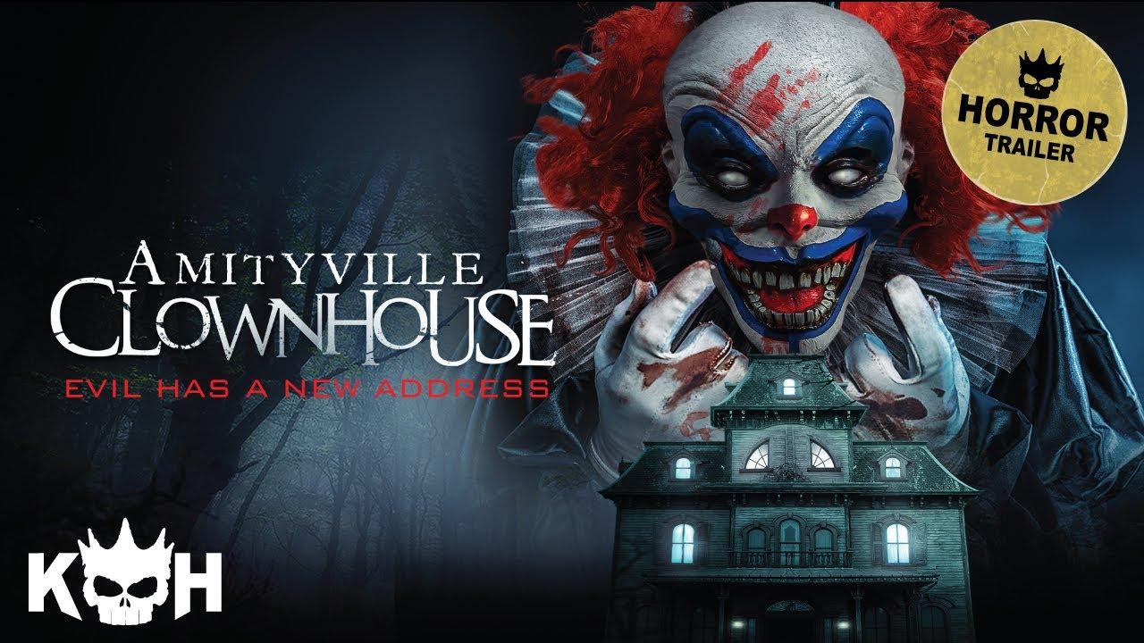 Amityville Clownhouse   Horror Movie Trailer