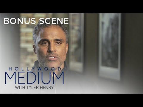 Rick Fox Gets Touching Reading From Tyler Henry  Hollywood Medium with Tyler Henry  E!