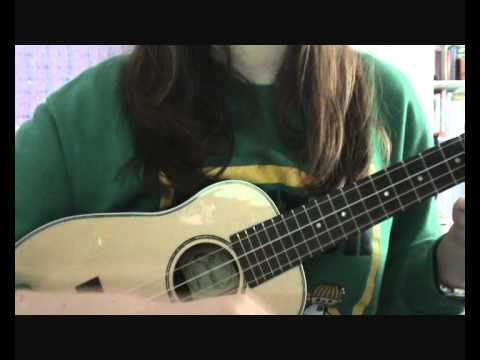 Winter Winds by Mumford & Sons ukulele cover