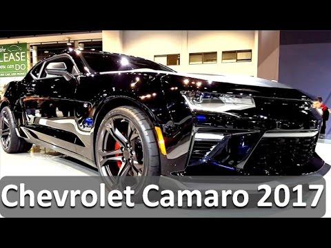Chevrolet Camaro Ss 1le 2017 Consumo Precio Ficha Técnica Y Caracteristicas