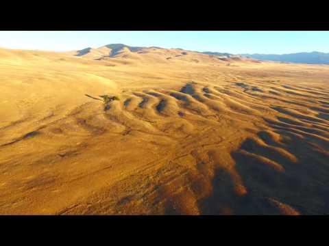 Gigantic Current Ripples in northwestern Montana, USA (Camas Prairie)